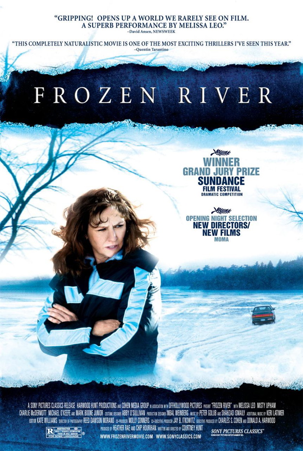 伦敦的夏天 London '09 ~第20章 Frozen River 电影