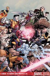X-Men: Serve & Protect
